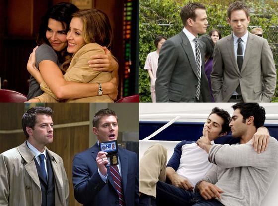 Fantasy TV Couples