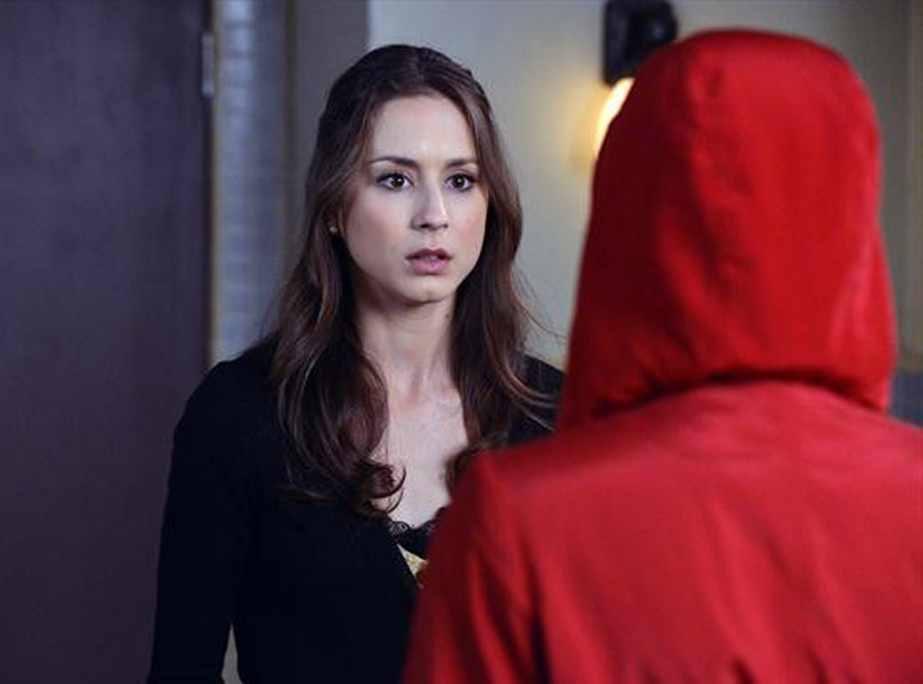 PRETTY LITTLE LIARS, TROIAN BELLISARIO
