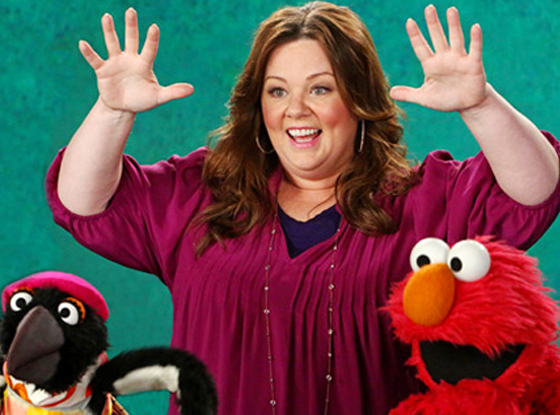 Melissa McCarthy, Sesame Street