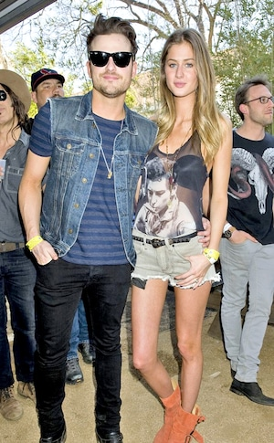 Jared Followill, Martha Patterson