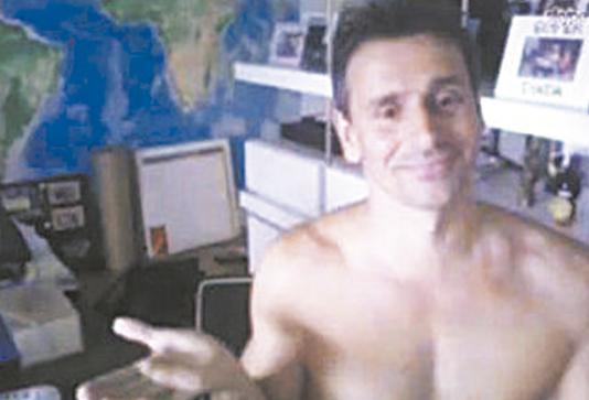 Murilo Rosa, Video porno, foto nua