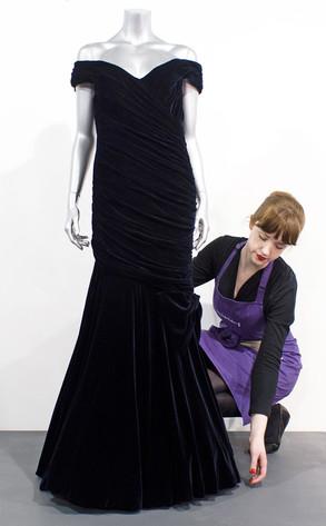 Princess Diana, Dress