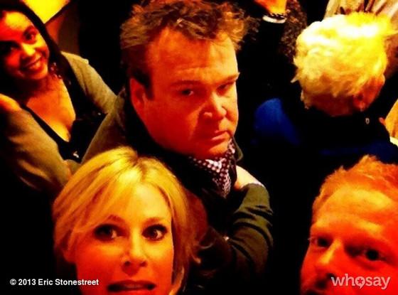 Eric Stonestreet, Julie Bowen, Jesse Tyler Ferguson