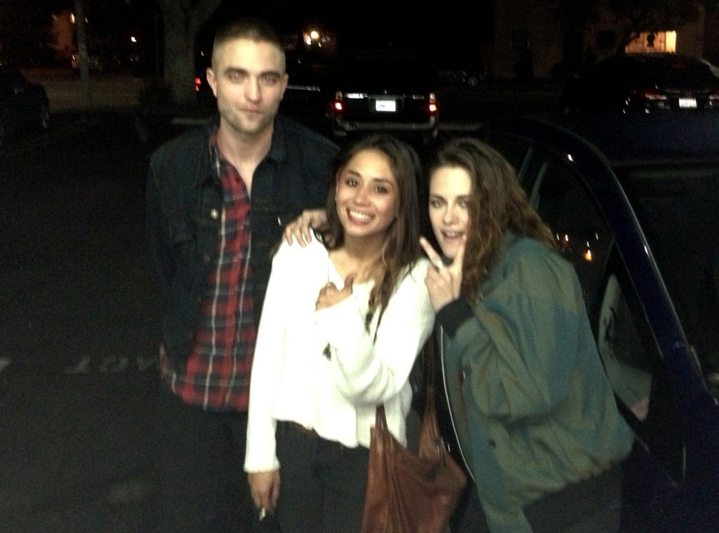 Robert Pattinson, Kristen Stewart, Fan, Lany Morrison, Exclusive