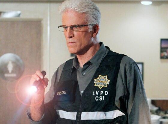 Ted Danson, CSI