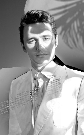 James Franco, Bullett Magazine