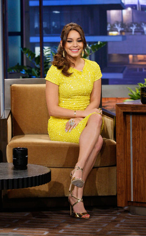 Vanessa Hudgens, The Tonight Show With Jay Leno