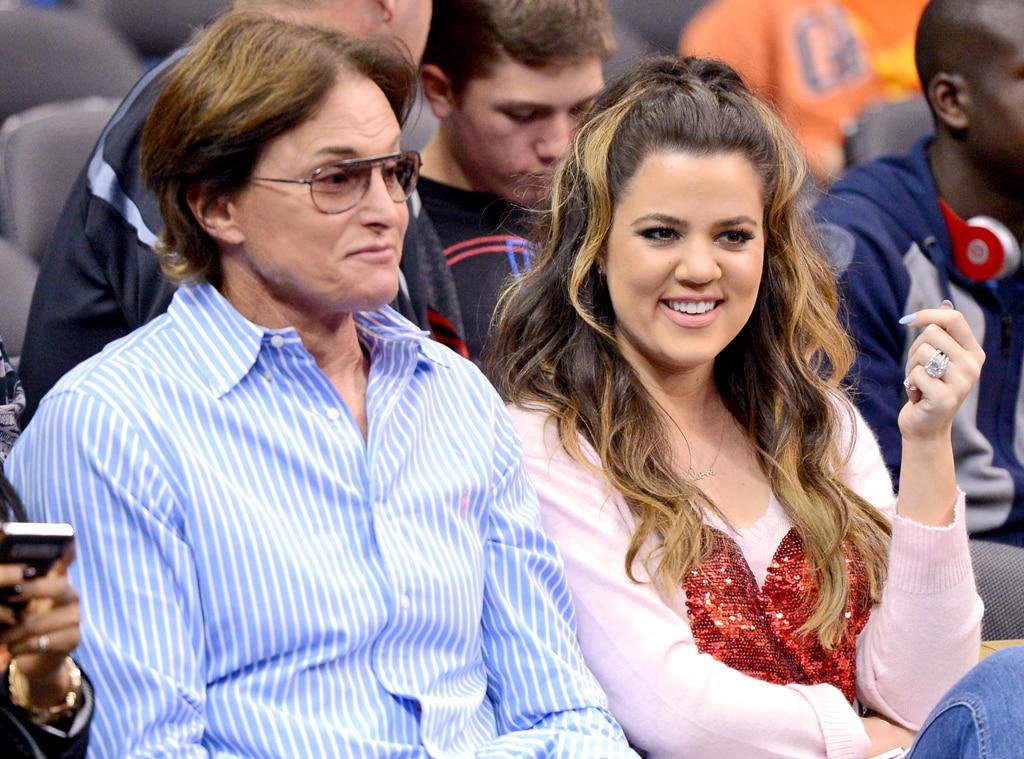 Khloe Kardashian Odom, Bruce Jenner