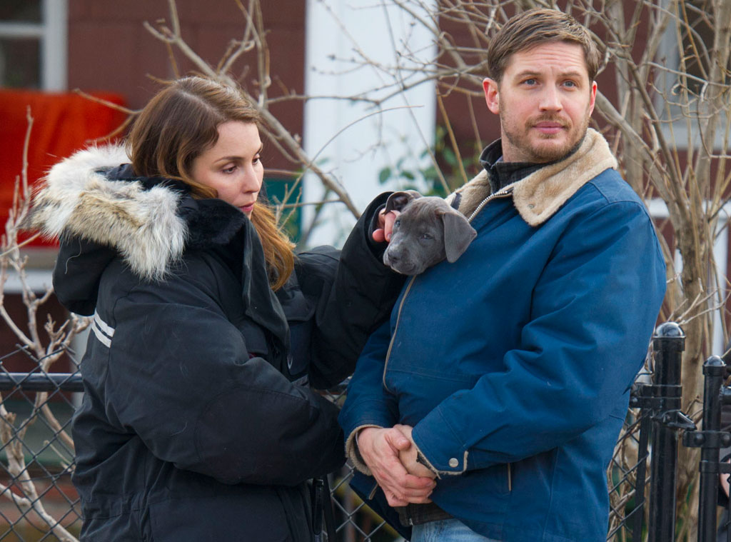 Noomi Rapace, Tom Hardy