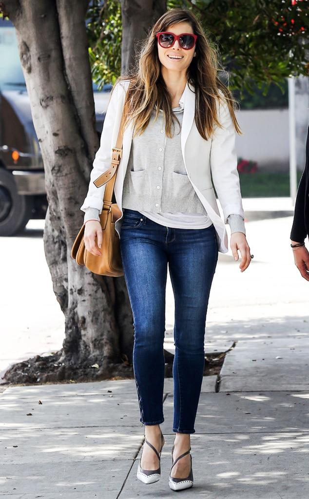 ESC: Skinny Jeans, Jessica Biel