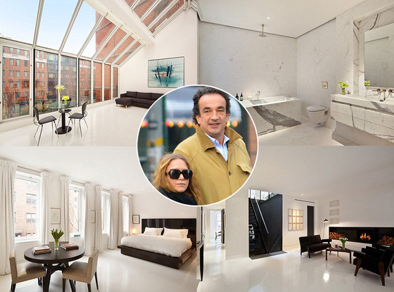 Oliver Sarkozy, Mary Kate Olsen, House