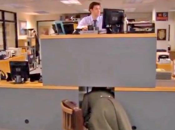 The Office Pranks