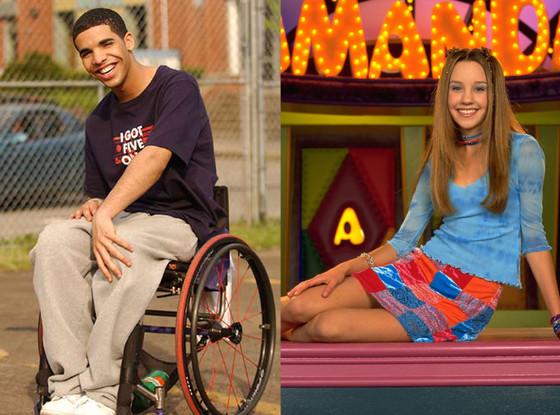 Degrassi, Drake, Amanda Bynes