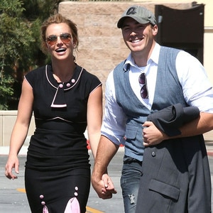 Britney spears david lucado not clear