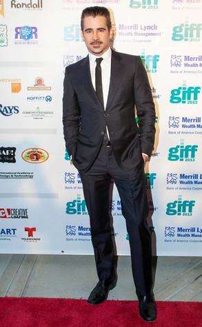 Report: Colin Farrell Decides To Check Into Rehab ...