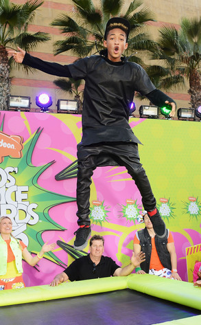 Jaden Smith, Kids Choice Awards
