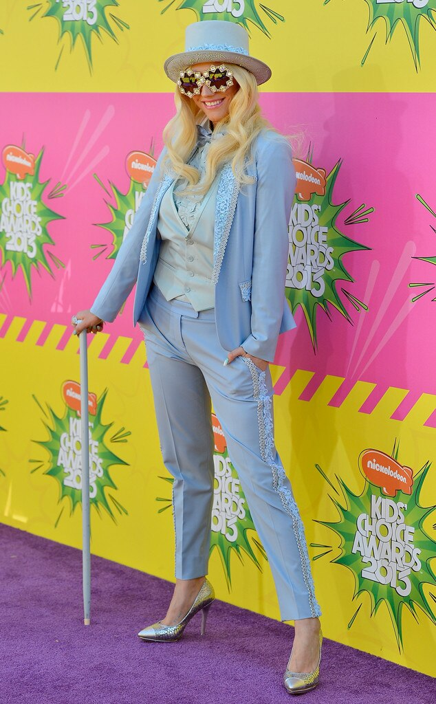 Kesha, Ke$ha, Kids Choice Awards