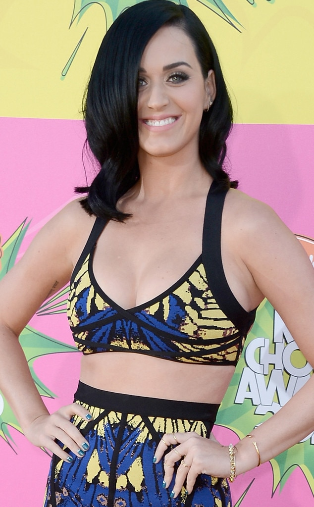 Katy Perry, Kids Choice Awards