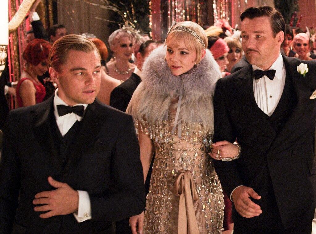 The Great Gatsby, Leonardo DiCaprio, Carey Mulligan, Joel Edgerton