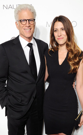 Kate Danson, Ted Danson