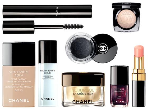Chanel Beauty Products, Kristen Stewart