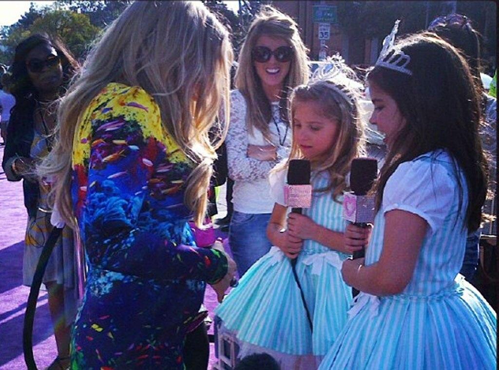 Kids Choice Awards, Malkin Instagram