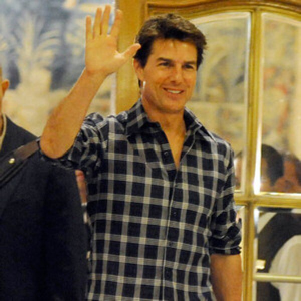 Tom Cruise Dines In Argentina Chef Says Actor Was A Very Kind Person E News