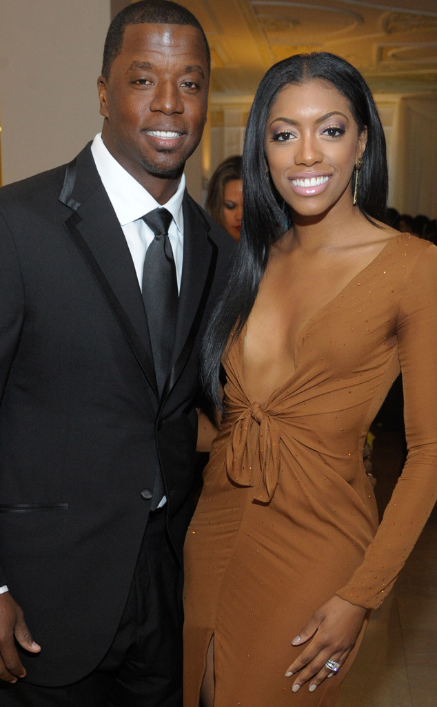 Kordell Stewart, Porsha Stewart, Real Housewives of Atlanta