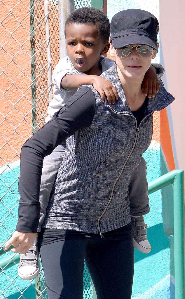 Sandra Bullock & Louis from The Big Picture: Today's Hot ...