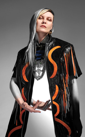 Kirsten Dunst, BULLETT Magazine