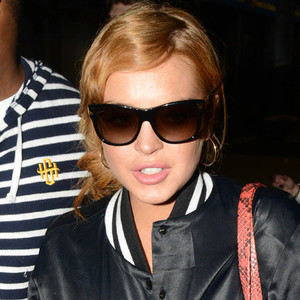 Lindsay Lohan, LAX
