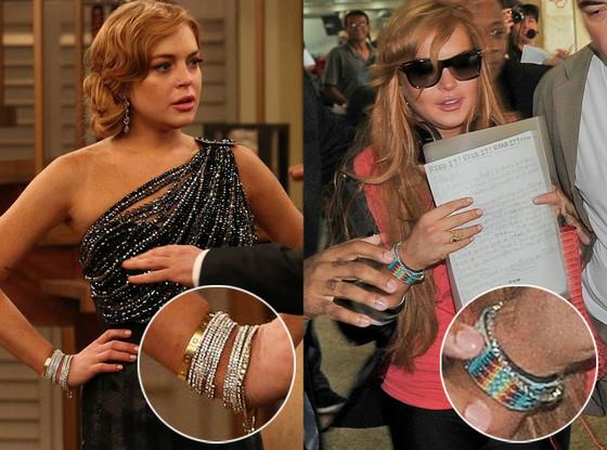 Lindsay Lohan, Anger Management, Rio
