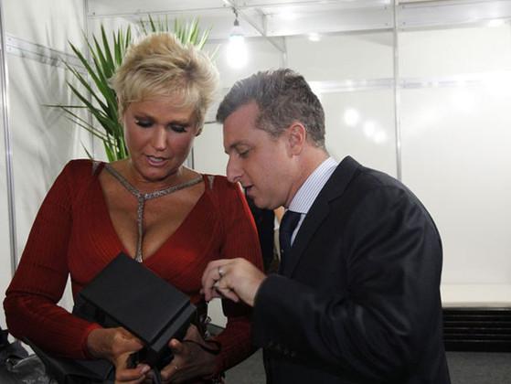 Xuxa, Xuxa 50 anos, Angelica, Luciano Huck, Junno, Henri Castelli, Galvao Bueno, Ana Maria Braga
