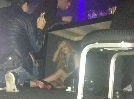 Lindsay Lohan, Twit Pic