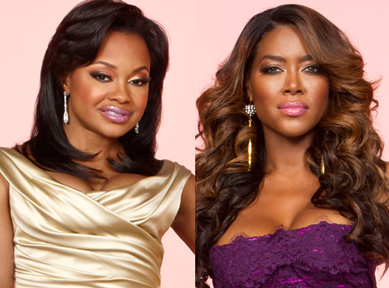 Phaedra Parks, Kenya Moore, Real Housewives of Atlanta