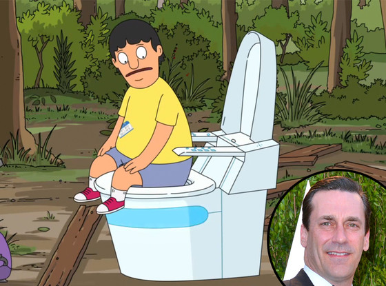 Bob's Burgers, Friendly Toilet, Jon Hamm