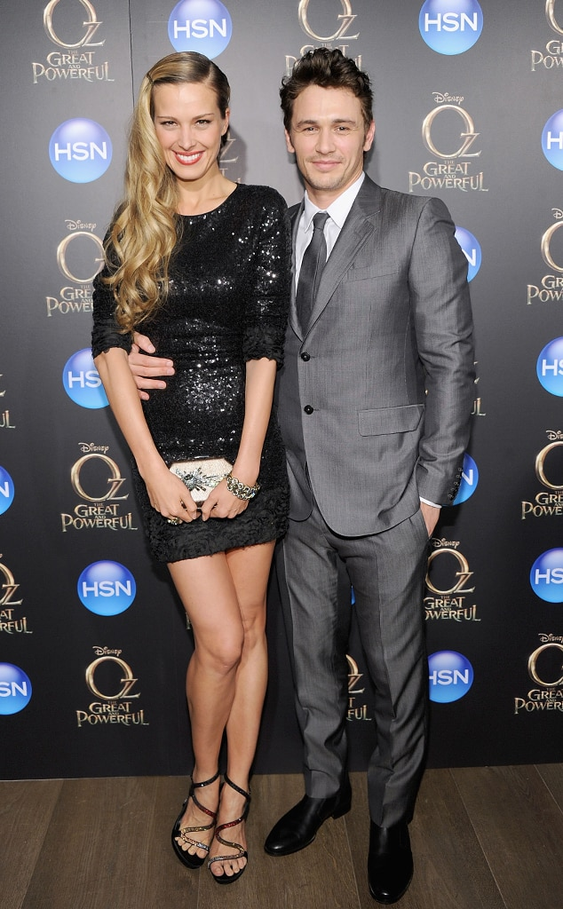 Petra Nemcova, James Franco, Oz The Great And Powerful