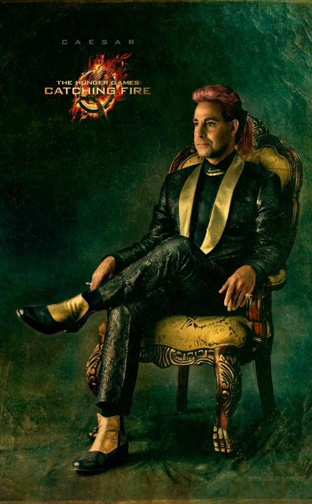 Hunger Games Poster, Caesar