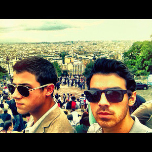 Jonas Brothers, world tour pictures