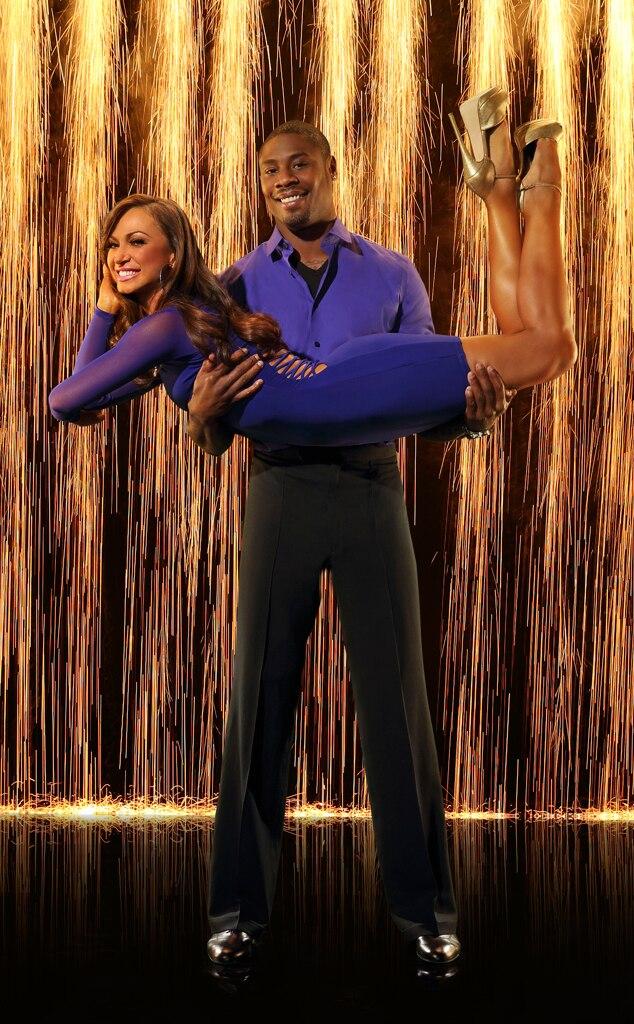 Dancing With The Stars, Season 16, Jacoby Jones