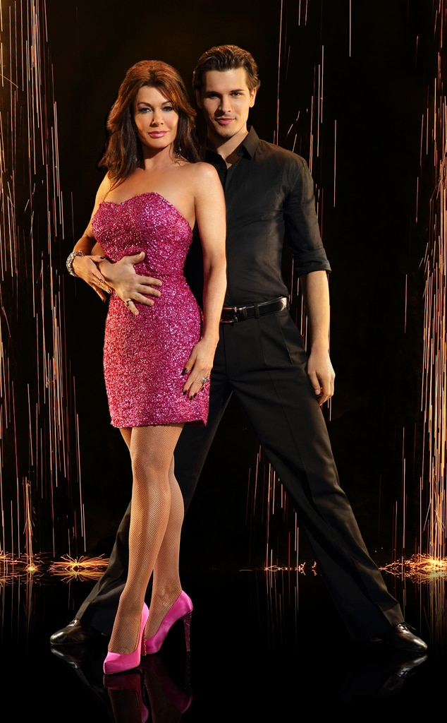 Dancing With The Stars, Season 16, Lisa Vanderpump