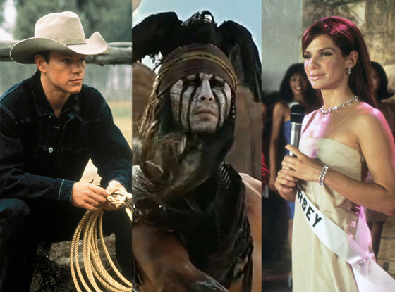 All the Pretty Horses, The Lone Ranger, Miss Congeniality