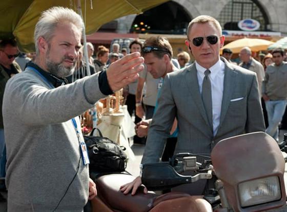 Sam Mendes, Skyfall, Daniel Craig
