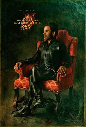 Hunger Games Poster, Cinna