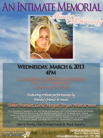 Mindy McCready Memorial