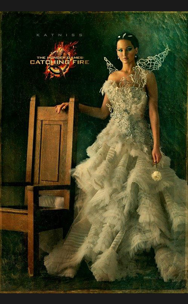 Hunger Games Poster, Katniss, Gallery