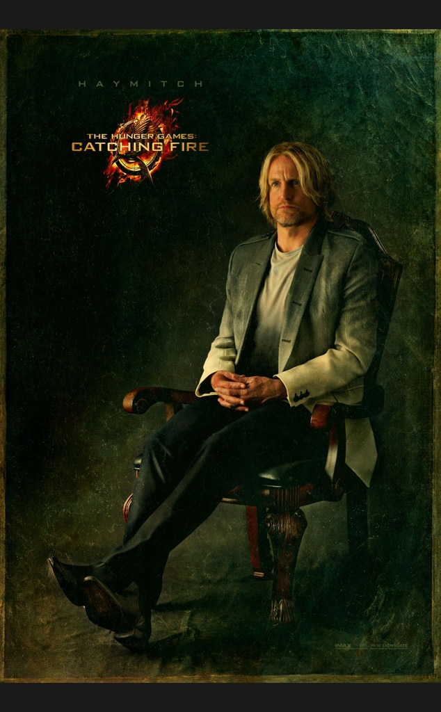 Hunger Games Poster, Haymitch, Gallery