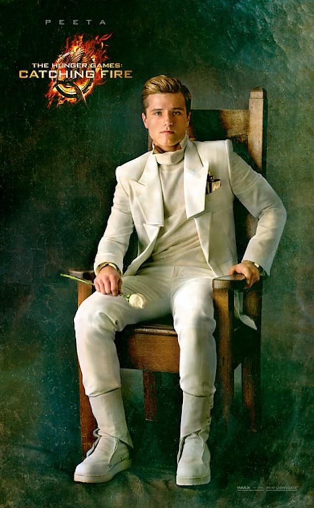 Hunger Games Poster, Peeta, Gallery