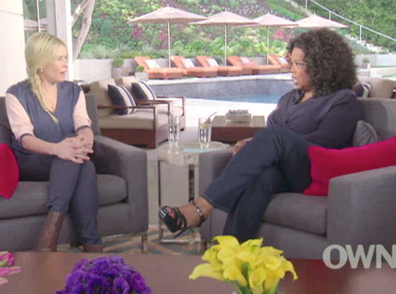 Chelsea Handler, Oprah