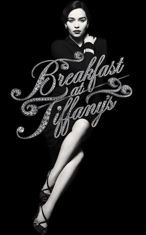 Emilia Clarke, Breakfast at Tiffany's